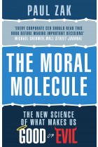 Купити - Книжки - The Moral Molecule: the new science of what makes us good or evil