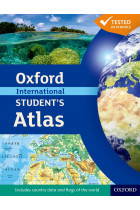 Купити - Книжки - Oxford International Student's Atlas