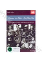 Купить - Музыка - Сборник: Classic Archive - Highlights. Great Performances of Legendary Artists on DVD (Import)