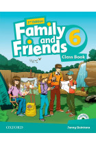 Купить - Книги - Family and Friends. Level 6. Class Book