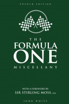 Купить - Книги - The Formula One Miscellany