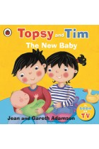 Купити - Книжки - Topsy and Tim. The New Baby