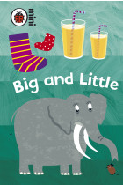 Купити - Книжки - Early Learning: Big and Little