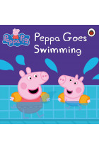 Купить - Книги - Peppa Pig. Peppa Goes Swimming