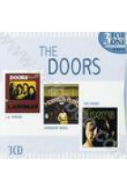 Купить - Музыка - The Doors: L.A. Woman | Morrison Hotel | The Doors (3 CD Box Set) (Import)