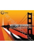 Купить - Музыка - West Coast Excursions vol.3. Deep Soulful House. Mixed By DJ MFR