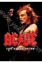 Купить - Музыка - AC/DC: Live at Donington (DVD)