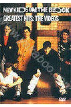 Купить - Поп - New Kids On the Block: Greatest Hits: The Videos