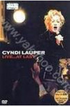 Купить - Музыка - Cyndi Lauper: Live...at Last