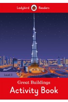 Купити - Книжки - Ladybird Readers. Level 3. Great Buildings. Activity Book