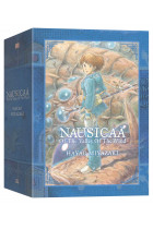 Купить - Книги - Nausicaä of the Valley of the Wind Box Set