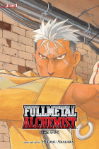 Купить - Книги - Fullmetal Alchemist. 3-in-1 Edition. Volume 2