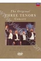 Купить - Музыка - Jose Carreras, Placido Domingo, Luciano Pavarotti: The Original Three Tenors Concert