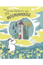 Купити - Книжки - The Curious Explorer's Guide to the Moominhouse