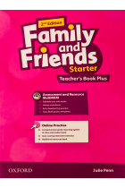 Купить - Книги - Family and Friends 2nd edition Starter Teacher's Book Plus