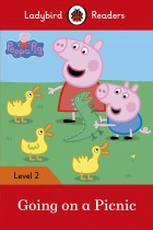 Купити - Книжки - Ladybird Readers. Level 2. Peppa Pig: Going on a Picnic