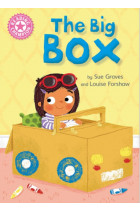 Купить - Книги - Reading Champion: The Big Box: Independent Reading Pink 1B