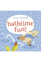 Купить - Книги - Peter Rabbit Bathtime Fun
