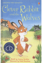 Купить - Книги - Clever Rabbit and the Wolves (+ CD)