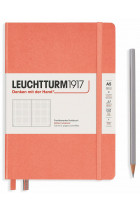 Купити - Блокноти - Блокнот Leuchtturm1917 Muted Colours Точка Помаранчевий (361588)