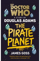 Купить - Книги - Doctor Who: The Pirate Planet