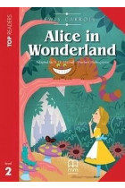 Купить - Книги - Alice In Wonderland Book. TR2 (+ CD)