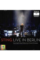 Купить - Музыка - Sting: Live in Berlin (CD+DVD)