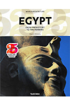 Купить - Книги - World Architecture. Egypt. From Prehistory to the Romans
