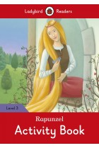 Купити - Книжки - Ladybird Readers. Level 3. Rapunzel. Activity Book