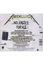 Купить - Музыка - Metallica: ... and Justice for All