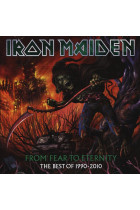 Купить - Музыка - Iron Maiden: From Fear to Eternity. The Best of 1990-2010 (2 CD)