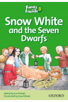Купить - Книги - Family and Friends 3. Snow White and the Seven Dwarfs