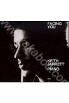 Купить - Музыка - Keith Jarrett: Facing You (LP) (Import)