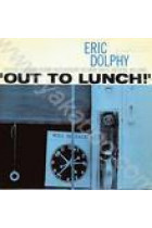 Купить - Музыка - Eric Dolphy: Out To Lunch (Rudy Van Gelder Remaster) (Import)