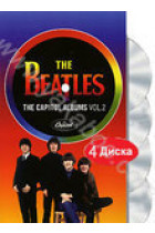 Купить - Музыка - The Beatles: The Capitol Albums. Vol. 2 (4 CD) (Import)