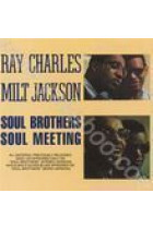 Купить - Музыка - Ray Charles & Jackson Milt: Soul Brothers / Soul Meeting (Import)