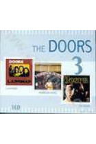 Купить - Поп - The Doors: Boxset. L.A. Woman, Morrison Hotel, The Doors (3 CD) (Import)