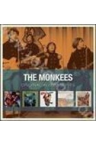 Купить - Музыка - The Monkees: Original Album Series (5 CD) (Import)