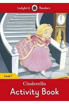 Купити - Книжки - Ladybird Readers. Level 1. Cinderella. Activity Book