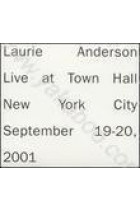 Купить - Музыка - Laurie Anderson: Live in New York (Import)