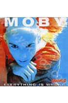 Купить - Музыка - Moby: Everything Is Wrong