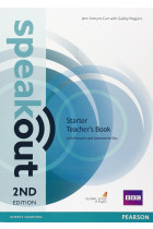 Купить - Книги - Speakout 2nd Edition Starter Teacher's Guide with Resource & Assessment Disc