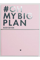Купити - Блокноти - Блокнот Oh My Book! Oh My Big Plan Blush Edition (4820216810028)