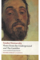Купить - Книги - Notes from the Underground and The Gambler