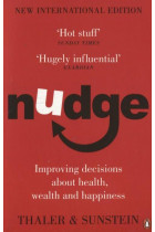 Купити - Книжки - Nudge: Improving Decisions About Health, Wealth and Happiness