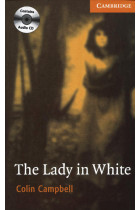Купить - Книги - The Lady in White (book with Audio CDs). Level 4
