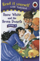 Купити - Книжки - Snow White and the Seven Dwarfs. Level 4