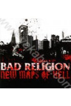 Купить - Рок - Bad Religion: New Maps of Hell