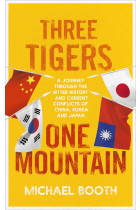 Купити - Книжки - Three Tigers, One Mountain