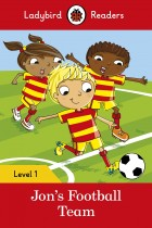 Купити - Книжки - Ladybird Readers. Level 1. Jons Football Team